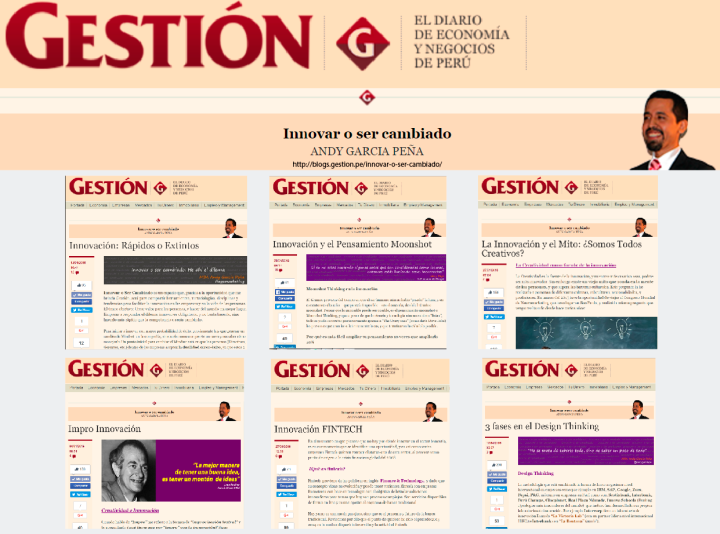 Post ordenados por temas GESTION