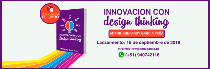 libro design thinking peru
