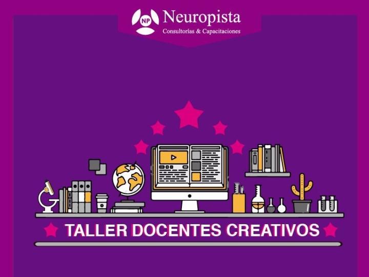 taller docentes creativos